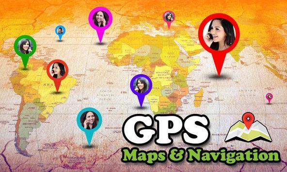 GPS, Maps & Navigation screenshot 2