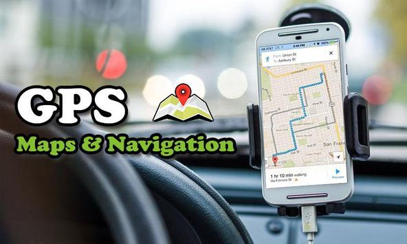 GPS, Maps & Navigation screenshot 4