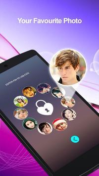 Photo Pin Lock Screen screenshot 3