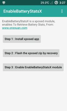 EnableBatteryStatsX for Android - APK Download