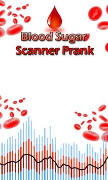 Finger Blood Sugar Test Prank poster