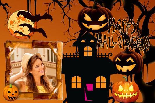 Halloween Photo Frames 2017 poster