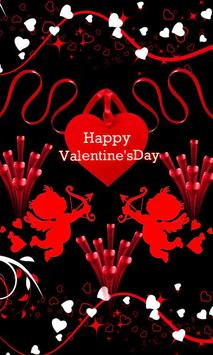 valentines day live wallpaper apk screenshot - Live Valentine Wallpaper