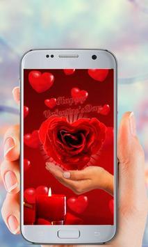 Valentine's Day Live Wallpaper screenshot 9