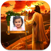 Jesus Photo Frames icon