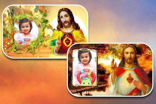 Jesus Photo Frames apk screenshot