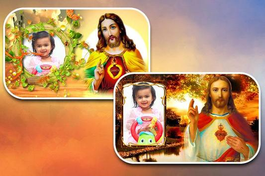 Jesus Photo Frames screenshot 2