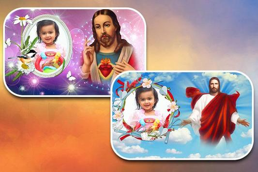 Jesus Photo Frames screenshot 3