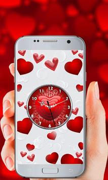 Love Clock poster