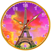 Paris Clock icon
