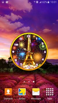 Paris Clock apk screenshot