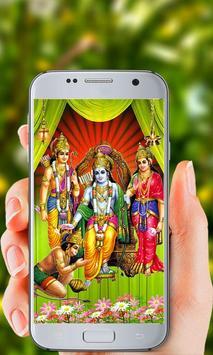 Jai Sri Ram Navami Live Wallpaper poster