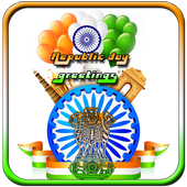 Republic Day Greetings icon