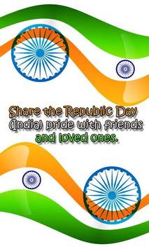 Republic Day Greetings poster