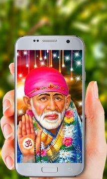Sai Baba Live Wallpaper apk screenshot