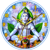 God Shiva Clock icon