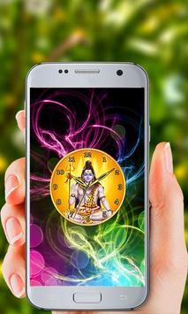 God Shiva Clock screenshot 13