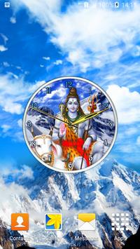 God Shiva Clock apk screenshot
