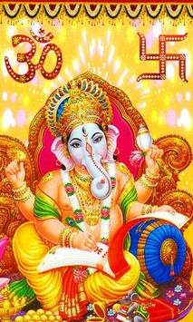Ganapati Live Wallpaper apk screenshot