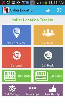 ... Mobile Caller Location Tracker apk screenshot ...