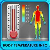 Body Temperature Info icon