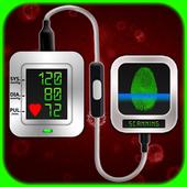 Finger Blood Pressure Prank icon