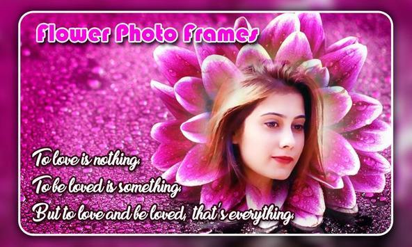Flower Photo Frames screenshot 4