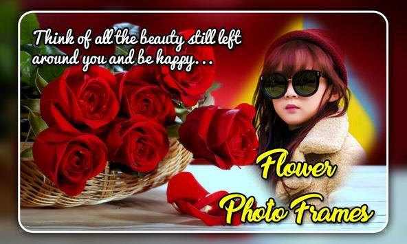 Flower Photo Frames screenshot 13