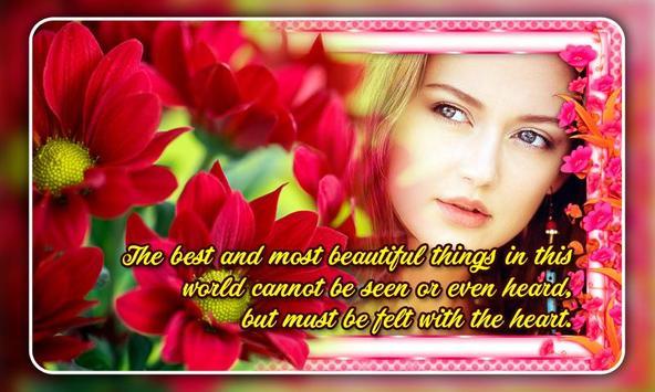 Flower Photo Frames screenshot 14