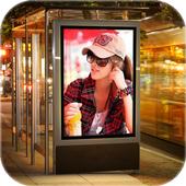 Hoardings Photo Frames icon