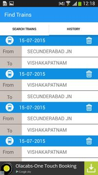 Indian Rail Enquiry screenshot 13