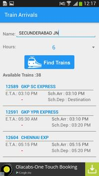 Indian Rail Enquiry screenshot 10