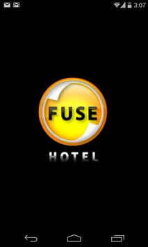 FUSE Hotel poster