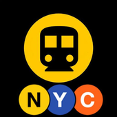 New York Subway – MTA map and routes icon