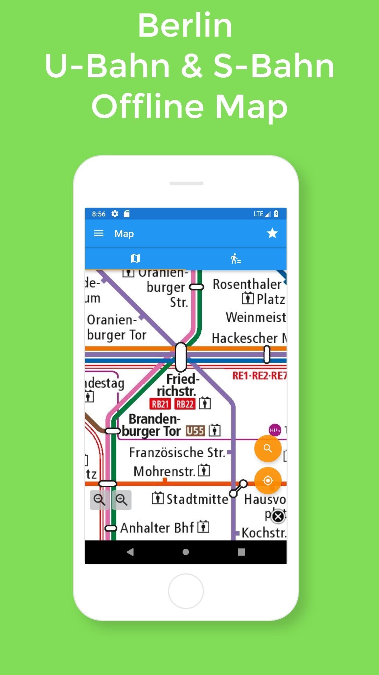 Berlin For Android Apk Download - Berlin-us-bahn-map