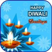 Diwali Greetings Cards icon