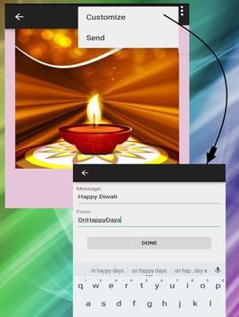 Diwali Greetings Cards screenshot 7
