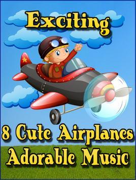 Aeroplane Games Free For Kids screenshot 7