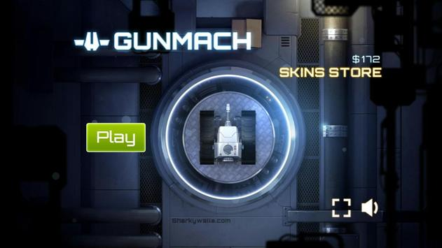 Gunmach poster