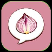 Onion Messenger 图标