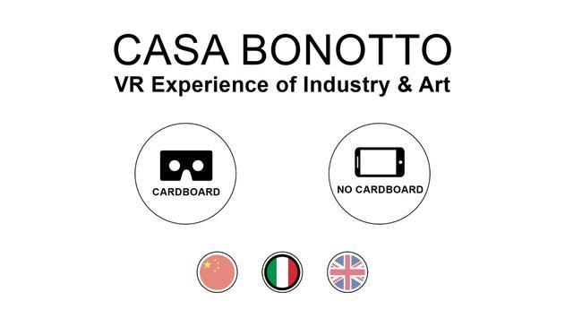 Casa Bonotto poster