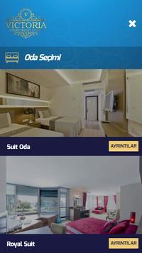 Victoria Luxury Hotel Resort apk screenshot