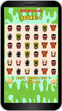 Match Ben 3 Game For Kids Saga apk screenshot