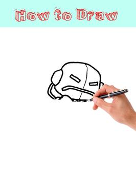 How to Draw Ben 10 screenshot 2