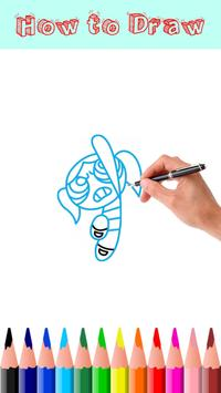 How to Draw Powerpuff Girls apk screenshot