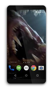 Snake Attack Live Wallpaper apk screenshot
