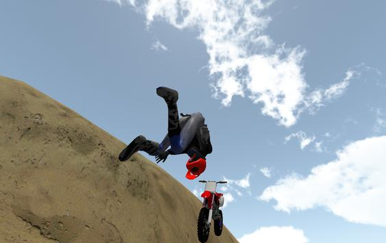 Downhill Fun Bike screenshot 1