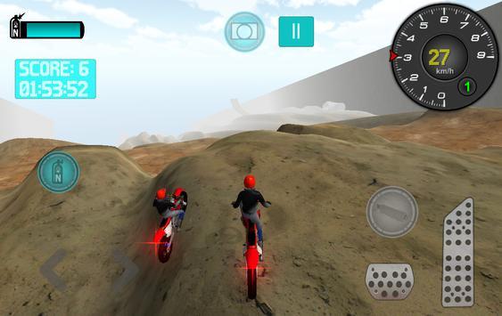 Downhill Fun Bike screenshot 6