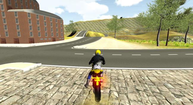 Freestyle Motorbike Simulator apk screenshot
