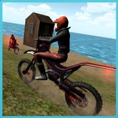 Motocross Beach Fun icon